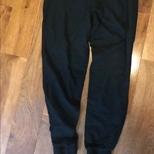Hollister high rise joggers